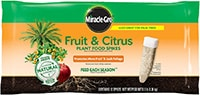 Miracle-Gro Fruit Citrus Plant Food Spikes